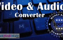 Best Video & Audio Converter Software With 60 Day's Money-back Guarantee