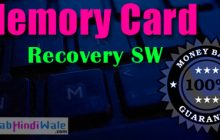 Best Memory Card Recovery Software For PC